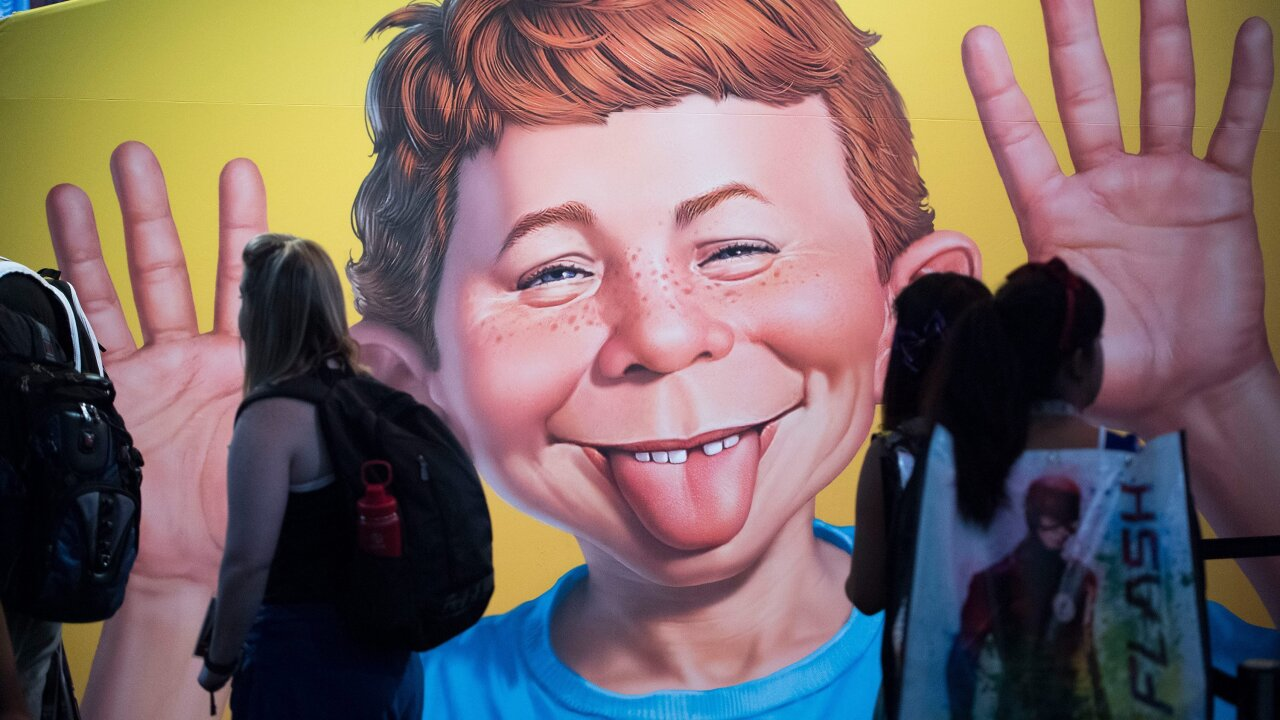 Mad Magazine will effectively cease publication after 67 years