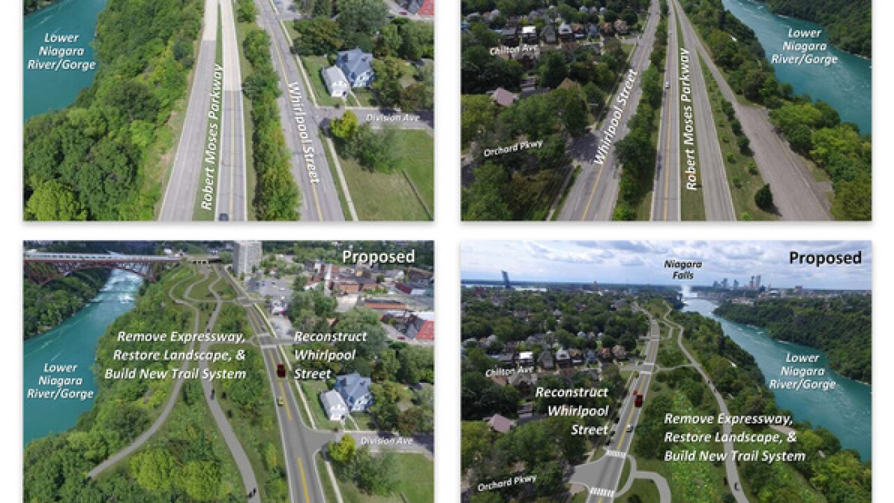 Help rename the Robert Moses Parkway