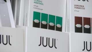 JUUL sees $1 billion revenue in 2018