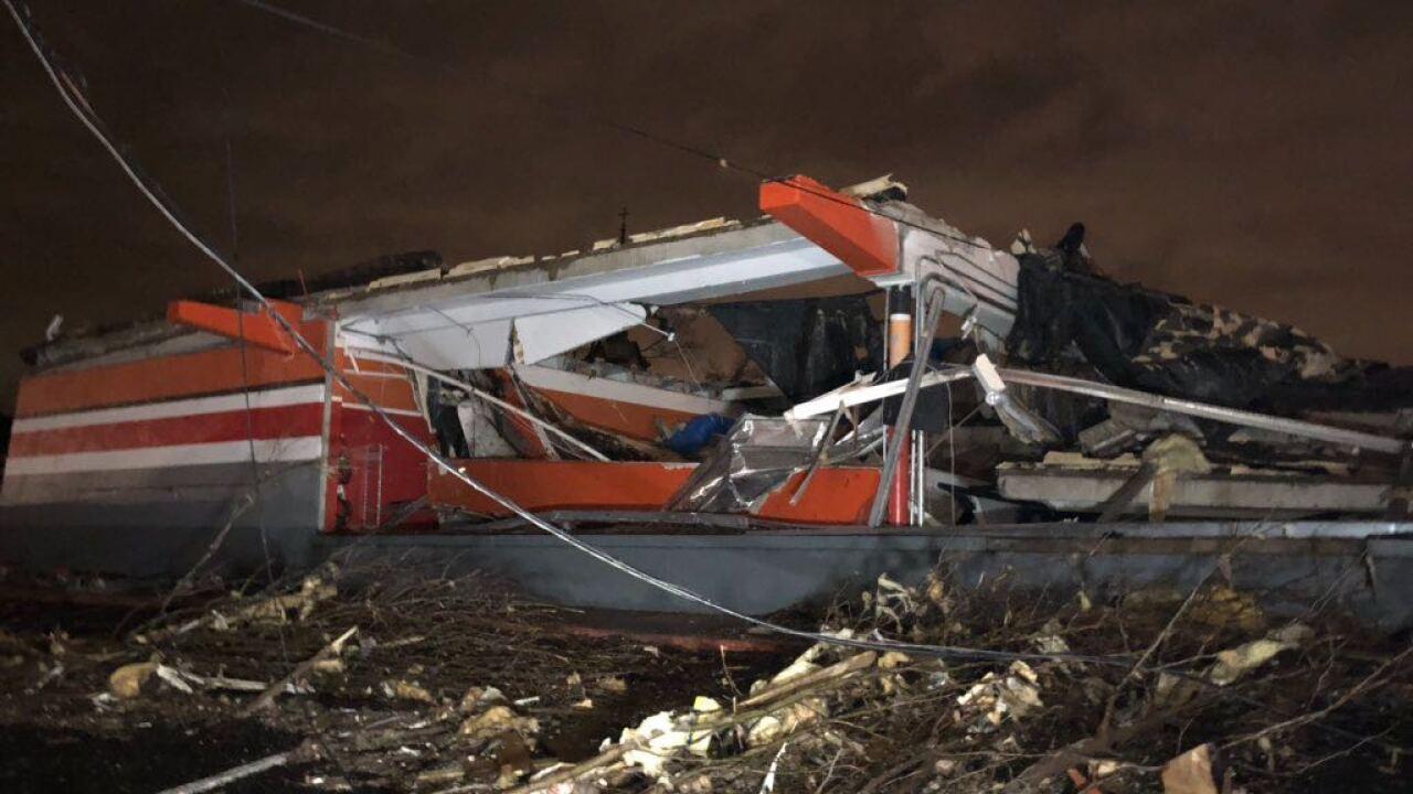 Nashville Storm Damage