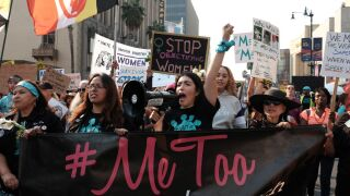 How the #MeToo movement is changing culture