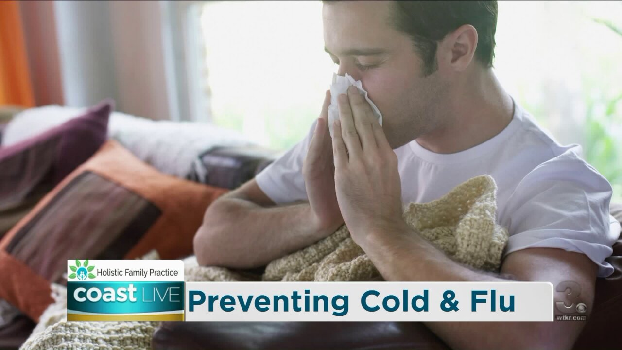 Preventing coughs, colds and the flu with natural remedies on Coast Live