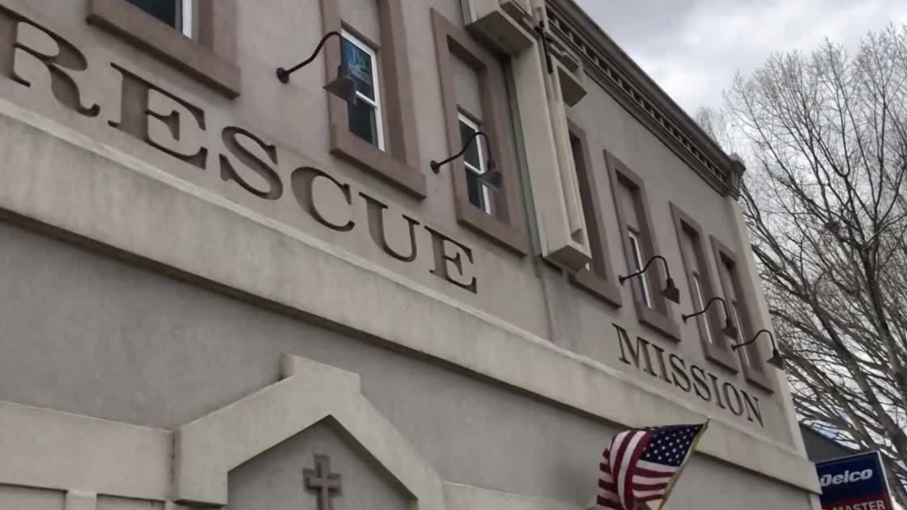 Great Falls Rescue Mission soliciting donations before winter months