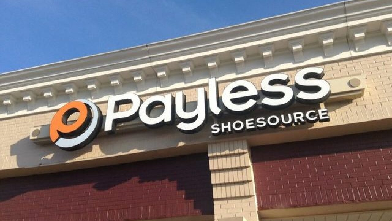 Payless ShoeSource has a BOGO sale just in time for back-to-school-shopping
