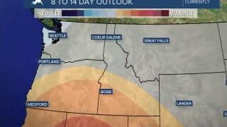 Temperatures Return to Near Seasonal Averages