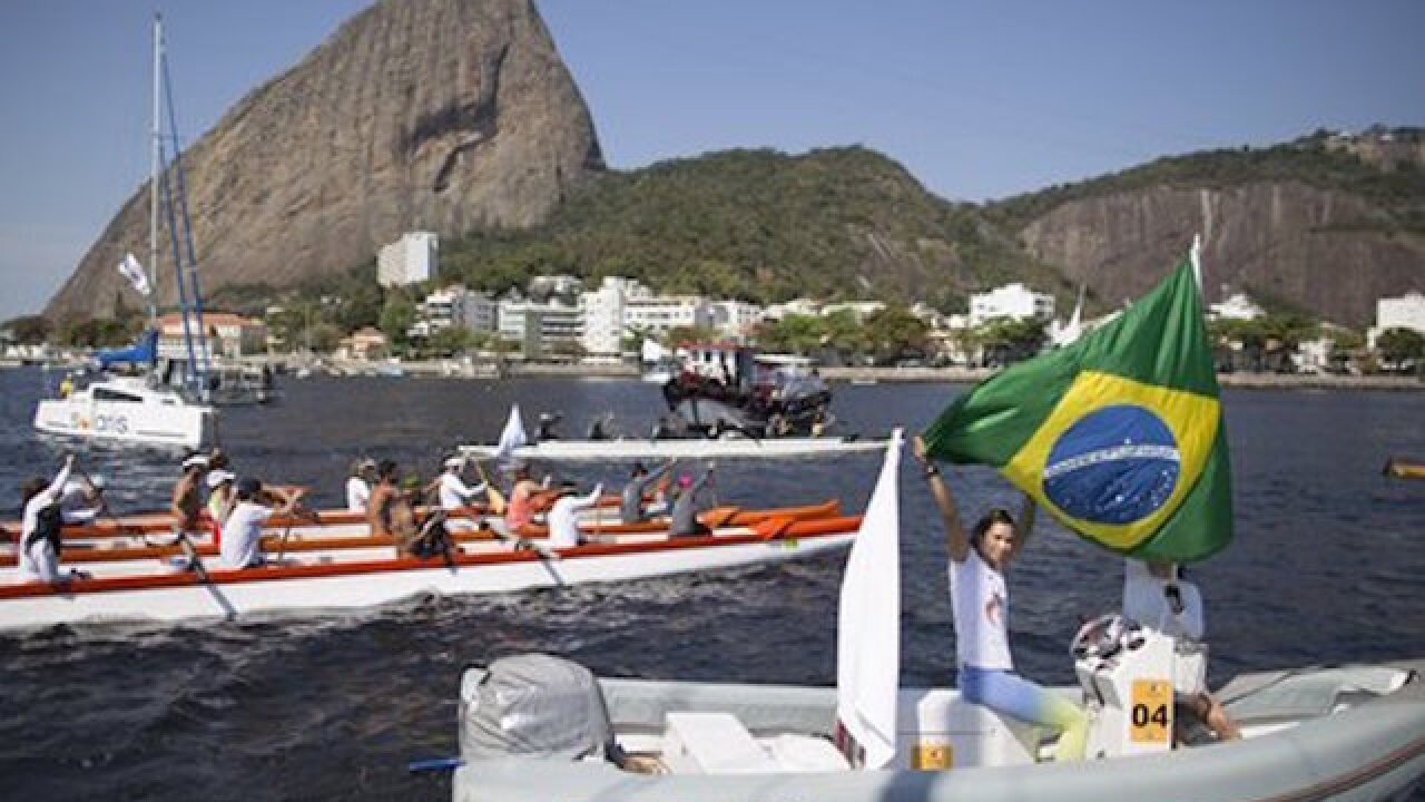 Sports federations concerned about Rio venues