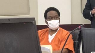 Calvin Atchison in court