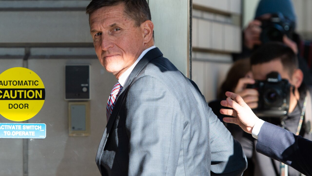 US government believes Michael Flynn was doing more work for Turkey than previously known