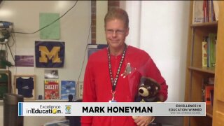 Excellence in Education: MarkHoneyman