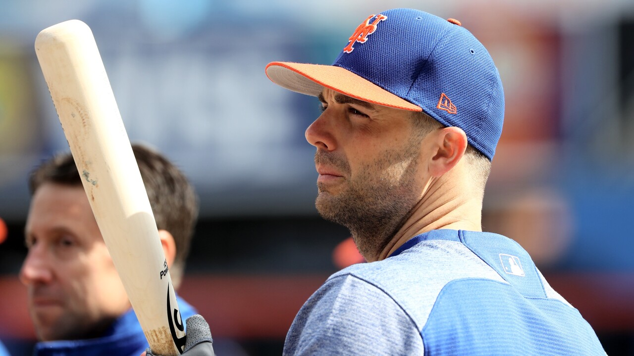 Chesapeake's David Wright ends rehab assignment due to shoulder pain