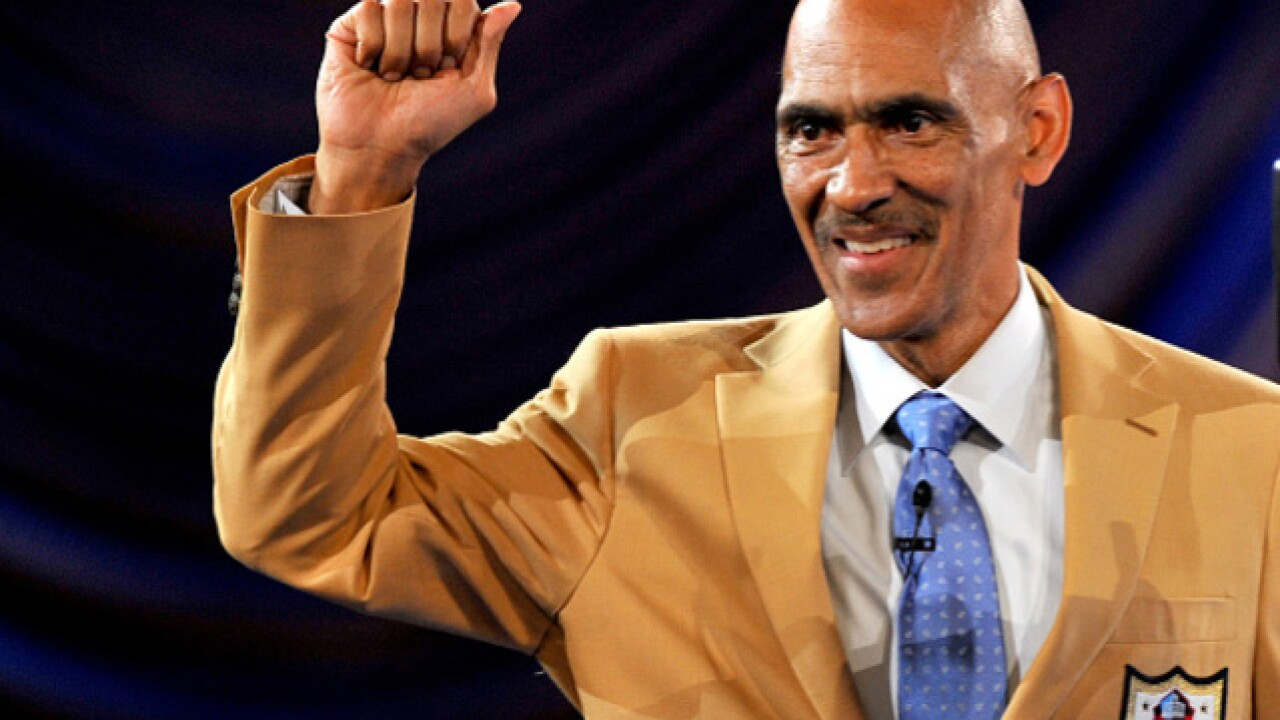 Former Colts head coach Tony Dungy pledges $5K to relocate Confederate monument in Tampa