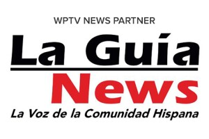 'La Guia News WPTV News Partner' promo for Espanol page