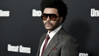 The Weeknd announced as Super Bowl LV halftime performer