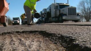 TDOT Begins Patching I-440 Potholes