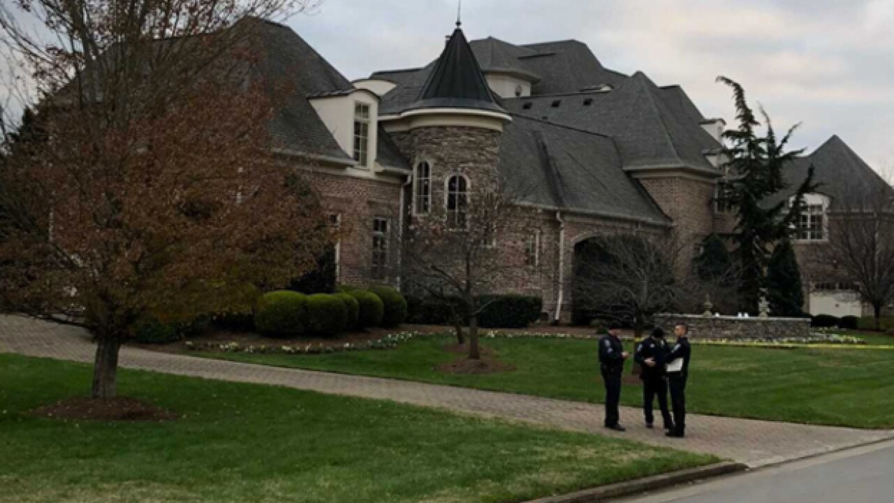 Children of Brentwood woman stabbed by husband file lawsuit against estate