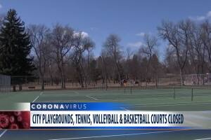 Billings closes playgrounds, tennis courts, basketball courts