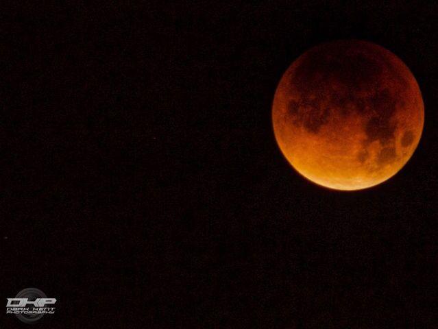 Rare 'super blue blood moon' in Arizona