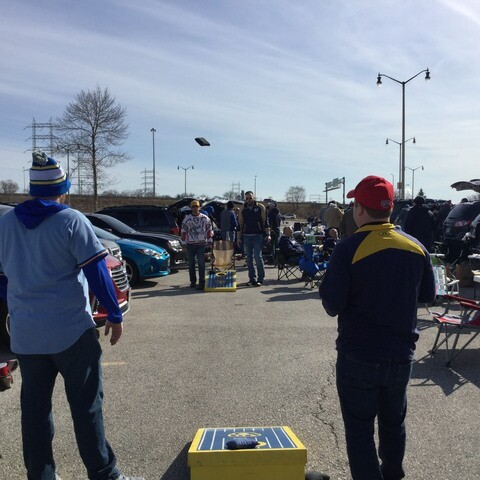 Best tailgate setups at the Milwaukee Brewers' Opening Day [PHOTOS]