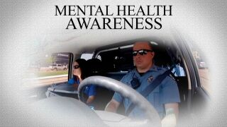 Special report: Law enforcement officers partner with licensed clinicians to respond to mental health crisis calls