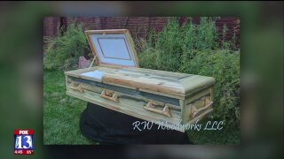 Booming Forward: How to get a handmade pine casket for a price that won't make you roll over in yourgrave