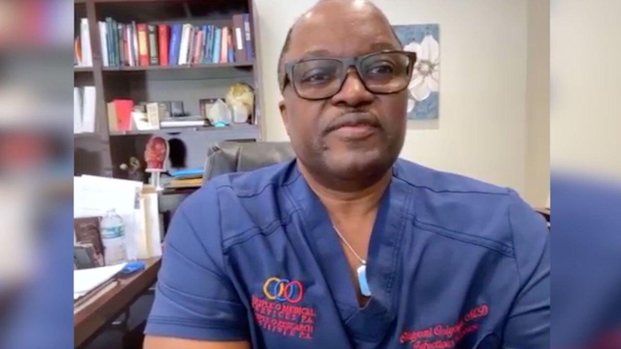 Dr. Olayemi Osiyemi