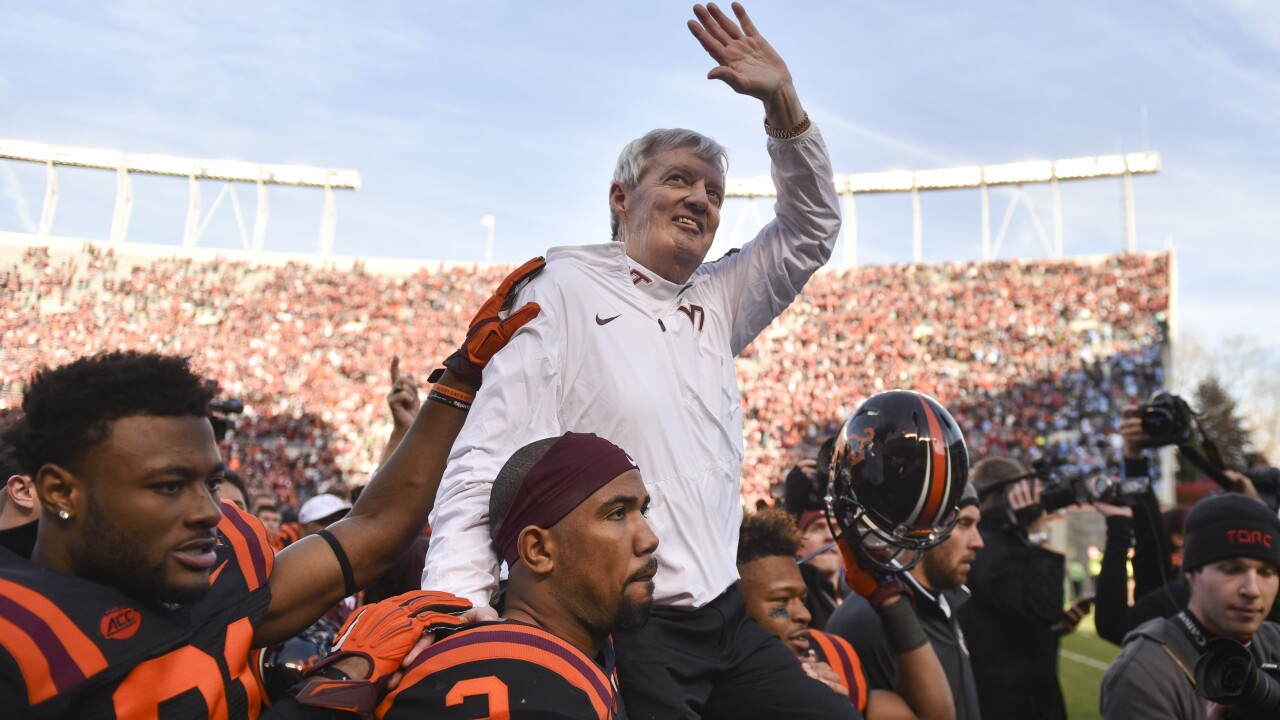 Frank Beamer to speak at Virginia Tech commencement