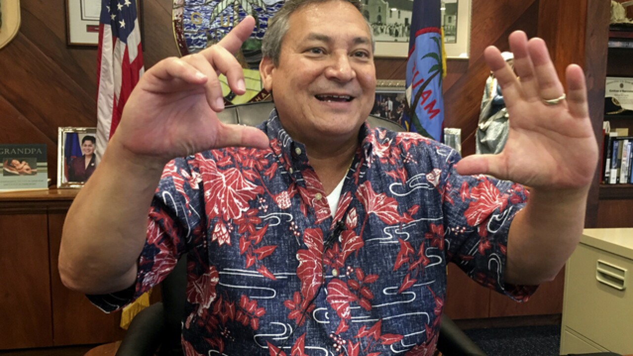 DC Daily: Guam's governor says he's 'never felt' safer