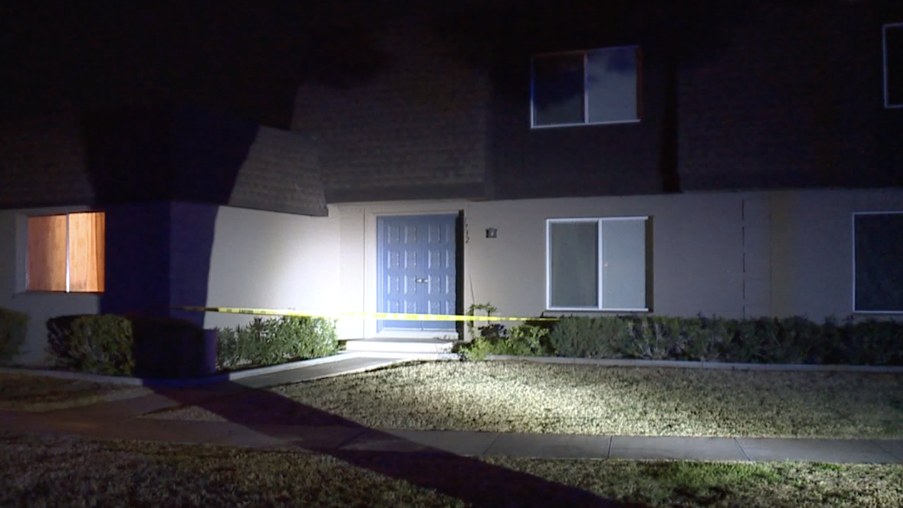 Woman, infant son found dead in Tempe home