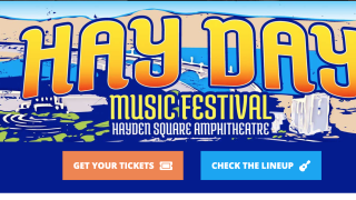 Hay Day Music Festival graphic