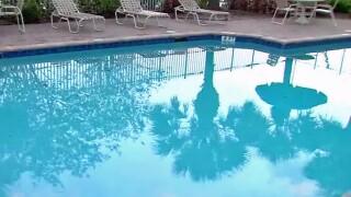 Swimming pool file photo