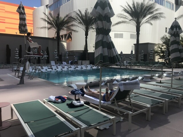 PHOTOS: Park MGM shows off new rooms, restaurant and more