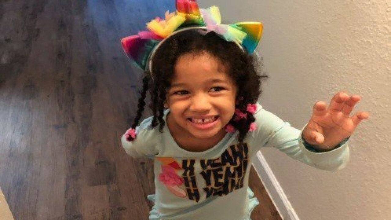 Missing Houston Girl Maleah Davis