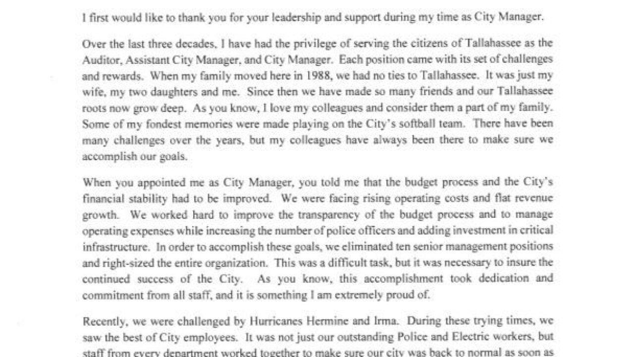 City Manager Rick Fernandez resigns