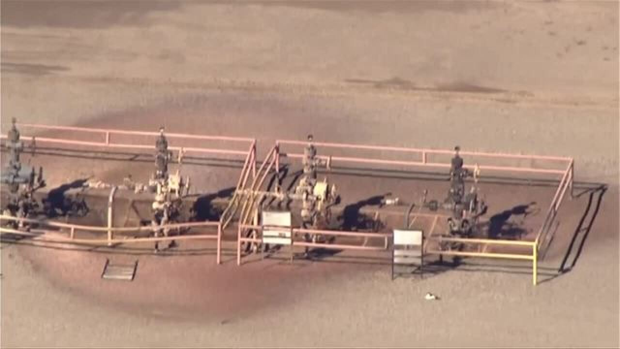 OHP: Several injured in oil field explosion