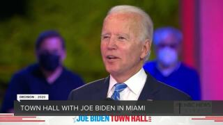 Town Hall with Joe Biden in Miami