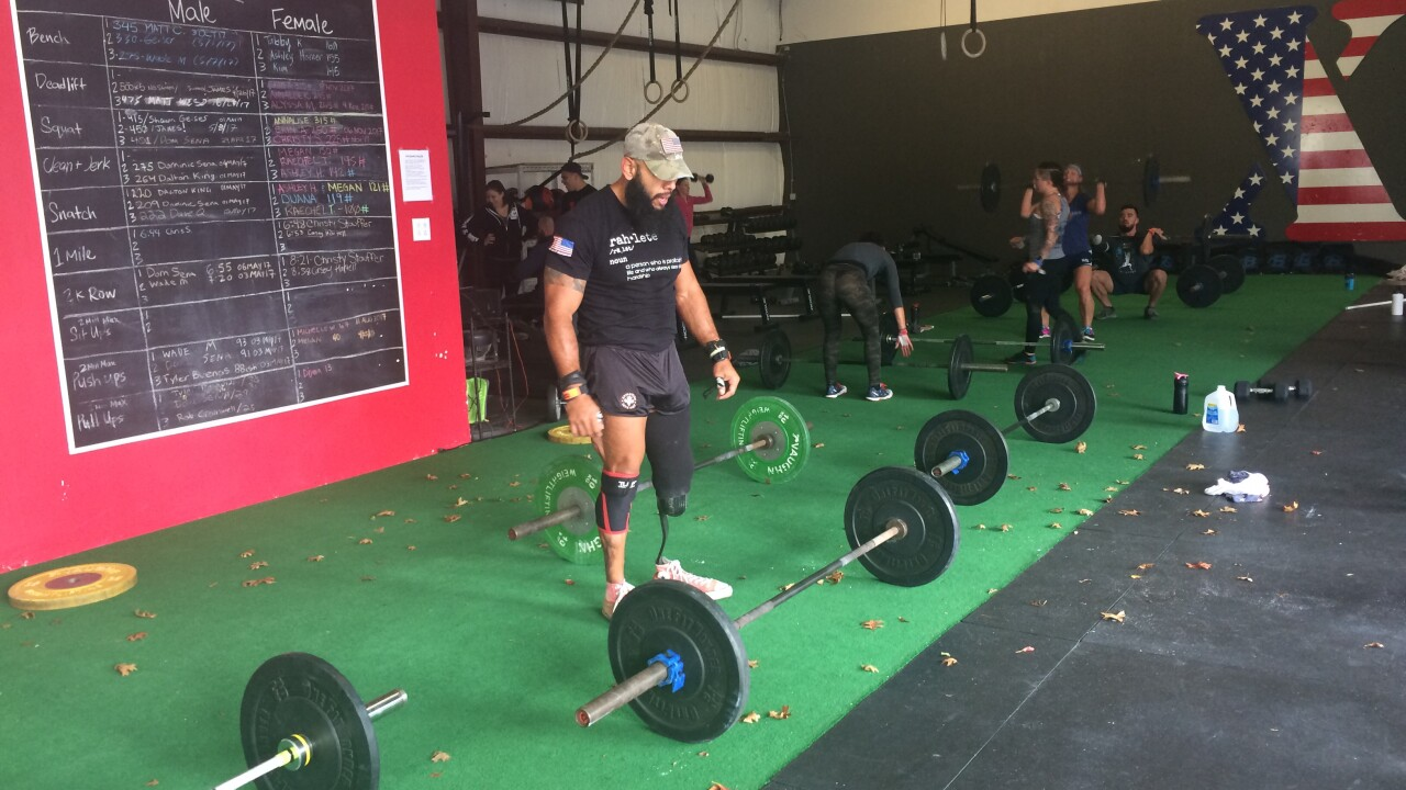 Local fitness icon challenges community to 24 hourworkout