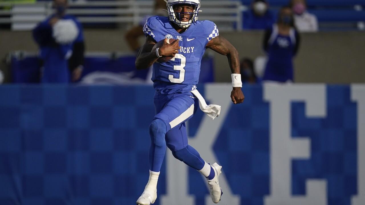 Mississippi Kentucky Football