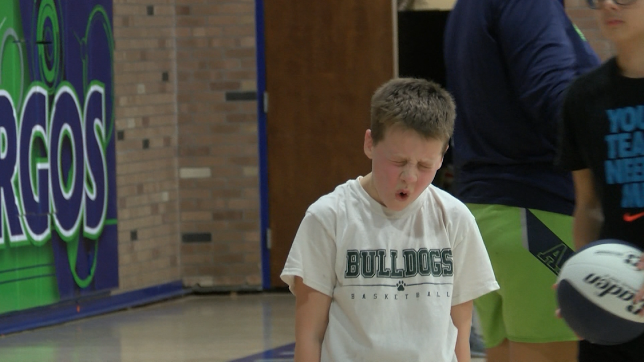 Providence hoops camp