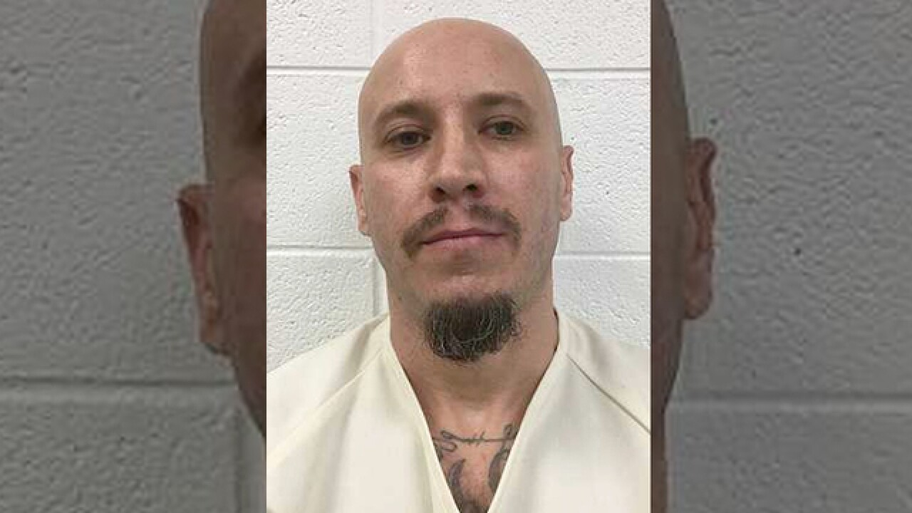 Inmate Charged With Murder Of Cellmate