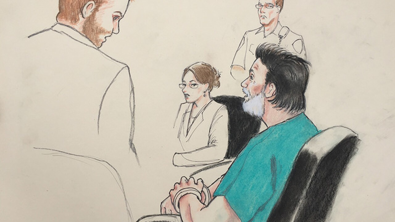 PP suspect in court: 'I'm a warrior for babies'