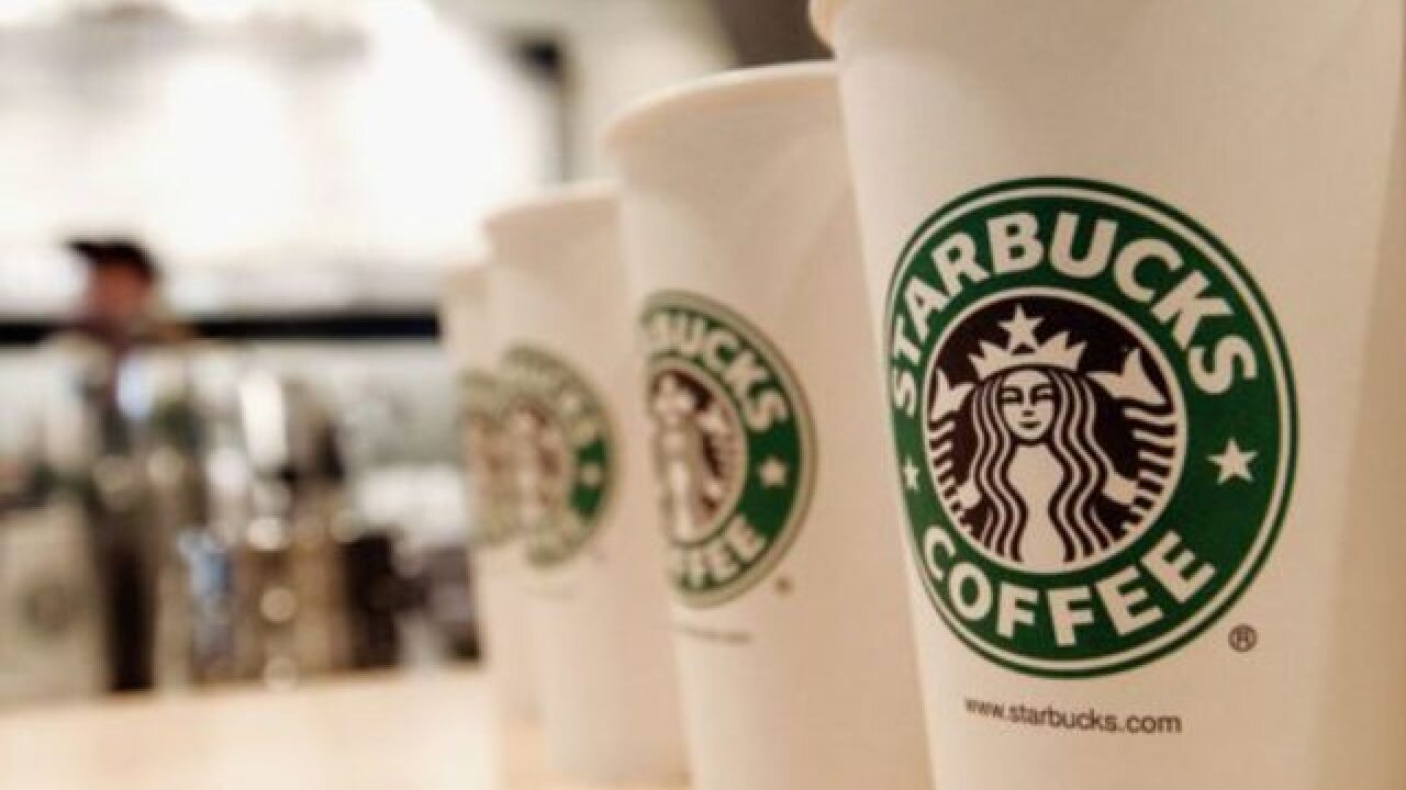 Starbucks to test recyclable, compostable cups