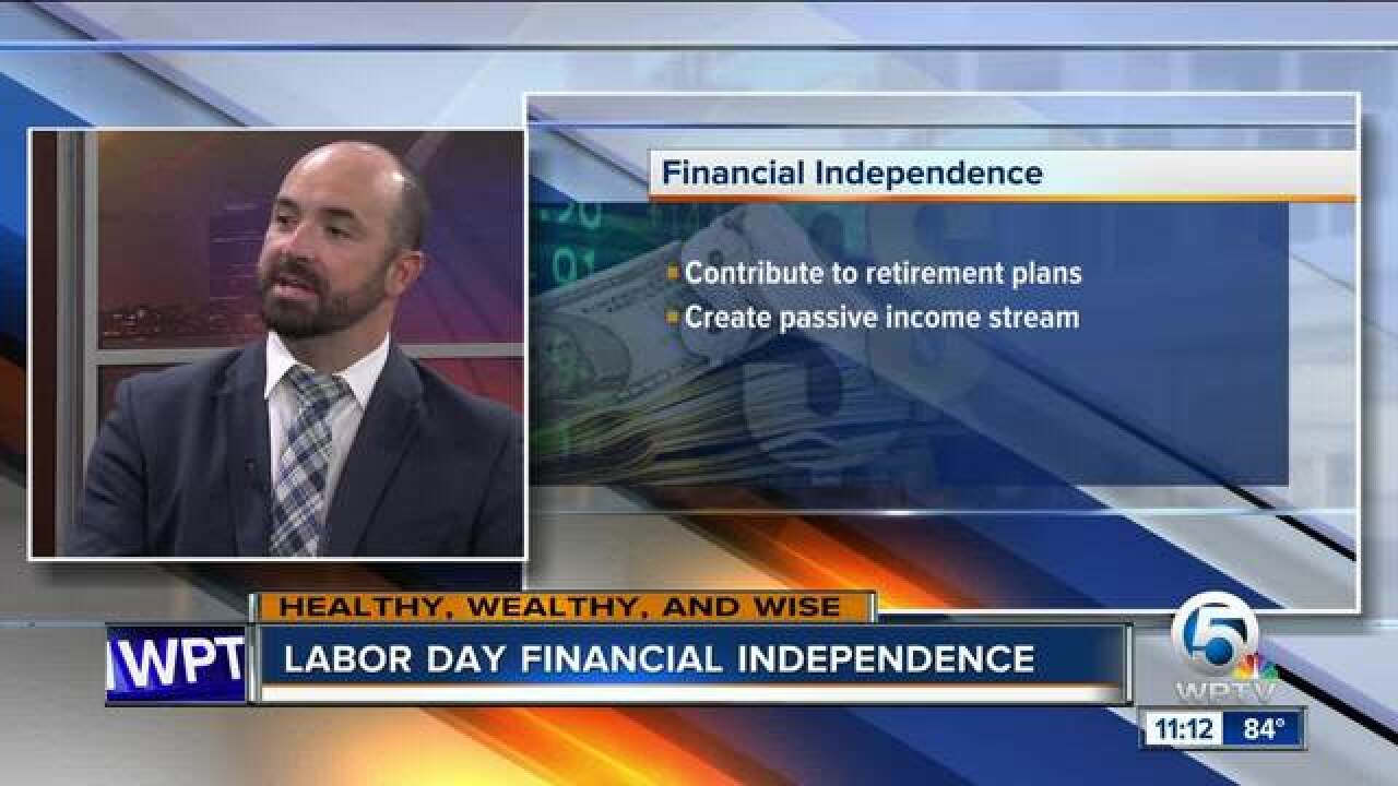 Advice on achieving financial independence