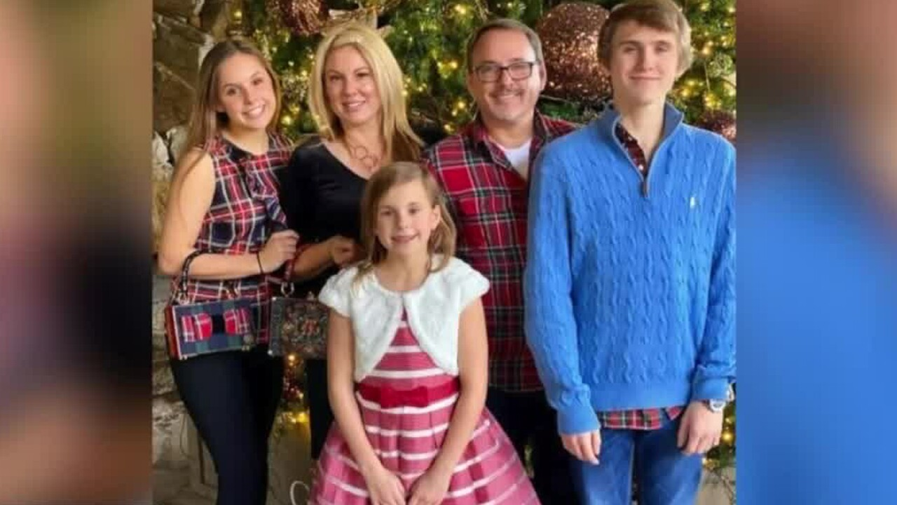 Michael Kevin Rathel and family