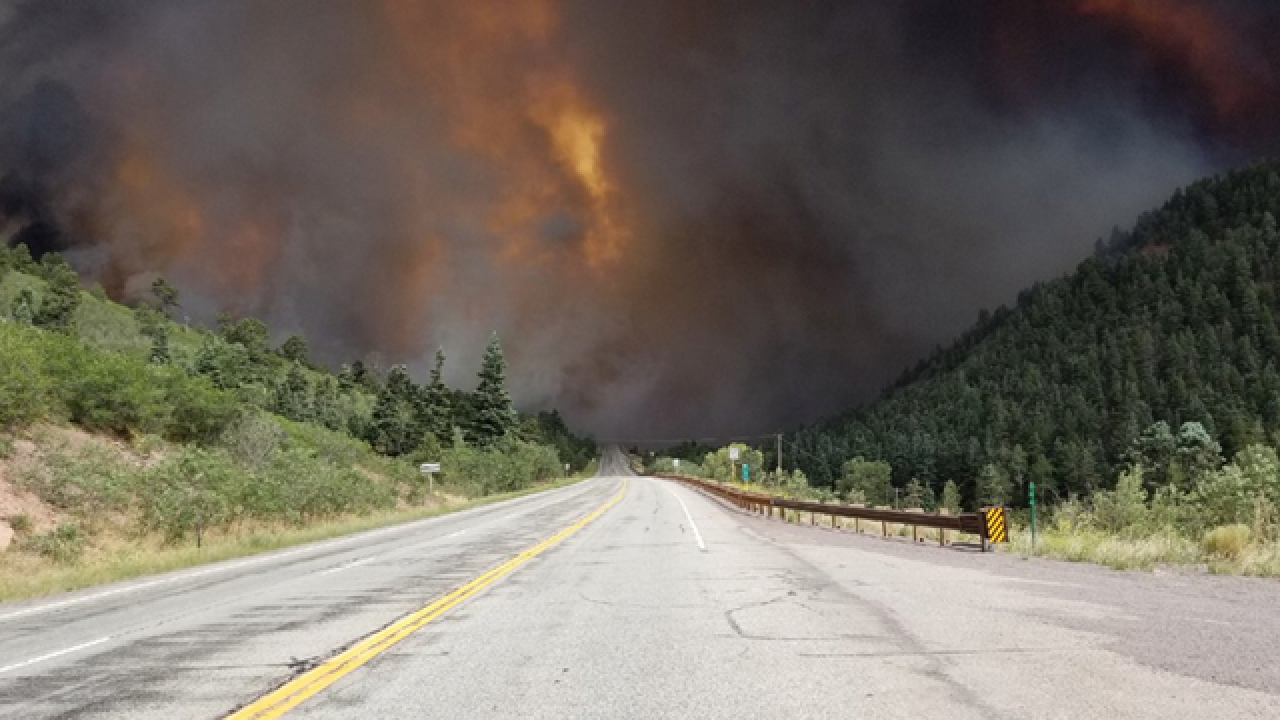 Colorado fires: Spring Fire grows to 14K+ acres