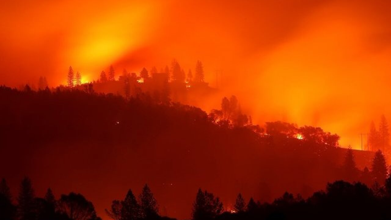 California residents provide perspective on devastating wildfires