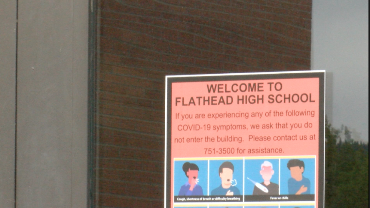 Kalispell School District employees, residents react to mandatory face coverings