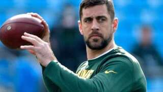 Aaron Rodgers not pleased with reporter's question after loss: 'What kind of question is that?'