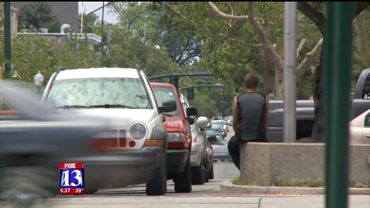 Provo homeless population growing, police want cityhelp