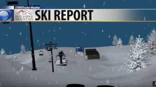 Ski Report 12-17-18