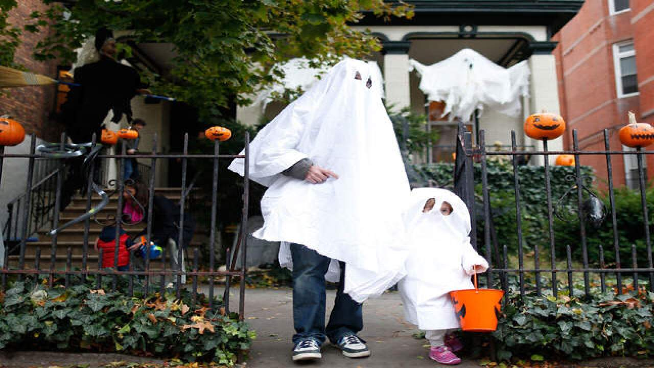 List Trick Or Treat Times In Northeast Ohio